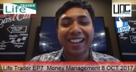 UAGTRADE Life Trader EP 7 Money management  8-10-60